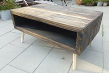 TV bench/Coffee tabel