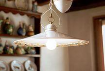 La Ceramica che illumina - Coordinati / Ceramic Lighting.