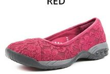 Introducing the Coco / http://www.therafitshoe.com/catalog/product/view/id/1626/s/coco-women-s-fabric-ballet-flat/category/260/