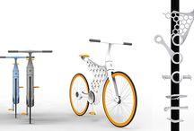 Luna 3d printed bike