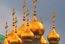 Moskou, Rusland / Bezienswaardigheden in Moskou, Rusland / by AM Canten