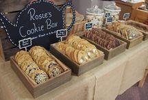 Bake Sale Booth Ideas