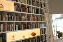 Book Shelves / by Jerry Biggers