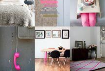 Room & Color ideas / by Mina Anderson