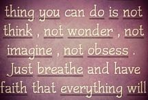 Quote it / by Cindy MrsJoyfulJones