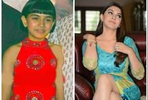 Bollywood Celebrities Then and Now