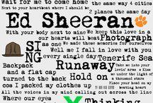 Ed Sheeran / O meu edesinho❤❤❤