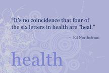 Healing healthy