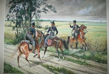 FZ Cavalleria Prussiana 1700-1800