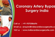 Coronary Artery Bypass Surgery India / Get FREE QUOTE to know COST of Coronary Artery Bypass Surgery India with Indiacardiacsurgerysite.com, guide for providing Top Cardiac Surgery Hospital in India.