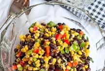 Salads and Veg