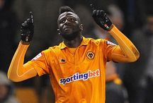 Player Profile; Bakary Sako / by Wolverhampton Wanderers