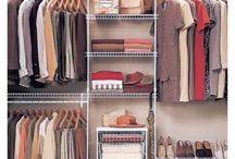 Ideias de closet