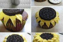 Cupcake decoration designs
