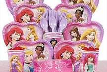 Disney Princess Party Theme / Ideas, Foods,Decorations, and Favors