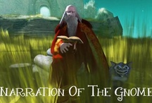 Narration Of The Gnome / Screenshots from my machinima film. The Wizard Gnome here sets forth both a guide for people to access the higher frequencies, to open to an awareness of the other realms coexisting with us on the Earth, along with a timely caution against the consequences of an unrestrained and predatory commercial materialism for the individual spirit and for Earths Ecosphere. For more details please see my Blog The Dance Of Life here ( http://goo.gl/Cfb6p ) / by Celestial Elf