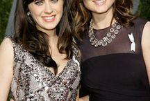 Deschanel Sisters :)