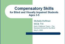 Blind education