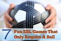 Games and EFL activities