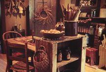 staré kuchyně a dekorace / staré kuchyně a dekorace