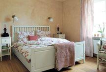 bydlení / ložnice, obývák