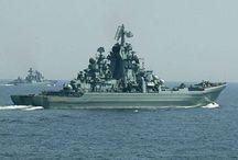 Pyotr Veliky - Russian Navy