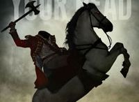 """""""SLEEPY HOLLOW""""  tv show / It's about a sheriff Abbie Mills who finds Ichabod Crane frozen in time for 250 yrs.He's back to solve mysteries of evil and the headless horsemen. / by Bunny Coterwas Towne"""