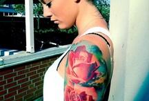 Tattoo stylin's & inspiration / by Magenta15
