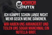 Horrorfakten :)