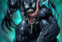 Spider Man Symbiots