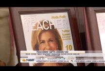YourCover on TV! / YourCover has been fortunate to be included on TV several times. Here are the video clips!