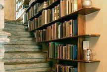 Домой хранение книг