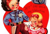 Cute Children's Cowboy & Indian Themes