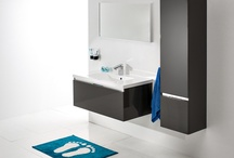 I feel grey today / Grey Antado bathroom furniture #bathroom #furniture