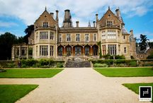 Orchardleigh wedding venue / Orchardleigh is a romantic Somerset Estate, with a magnificent Victorian Stately Home, an Island Church, 18-hole Golf Course and plenty of accommodation.
