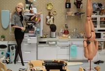 Barbie & Ken / by Jennifer Reed Bates