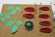 quilling - instrukce