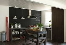 kitchen inspiration / by Jazmin Hooijer