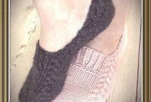 sokker/tøffler