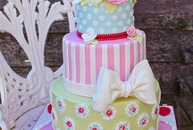 Cakes: Mum..or girlie young and old