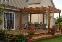Outdoors / Deck and garden