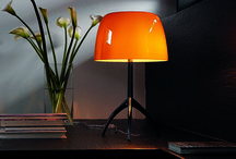 Table and floor lamps / Gorgeous lamps for the home