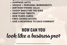 mary kay business ideas / by Kimberly Devish
