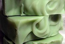 Textured Top Soap