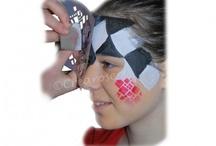 Facepaint / Schmink by CreaRose / Facepaint made by CreaRose
