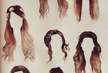 Hair like this
