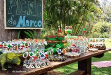 "PICNIC PARTY - Festa ""Pic Nic"" / #Party #picnicparty #picnic"