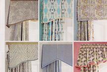Galerías y cortinas