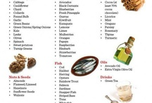 Healthy Eating / Foods that Nourish and Heal the Body