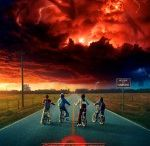 Netflix divulga pôster e data de estreia de Stranger Things 2